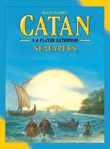 Catan : Seafarers - 5 - 6 Player Expansion